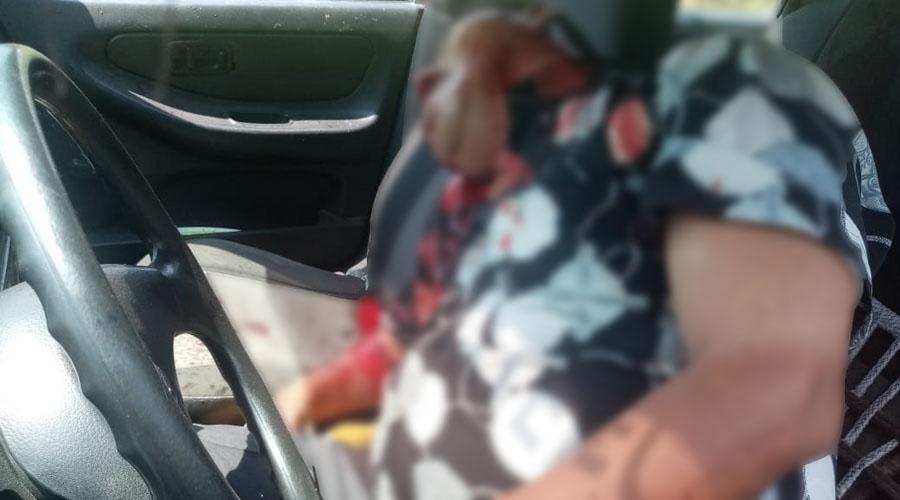 Asesinan a taxista en Tuxtepec