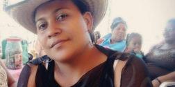 Repudia Sección 22 asesinato de maestra Carmela Parral Santos