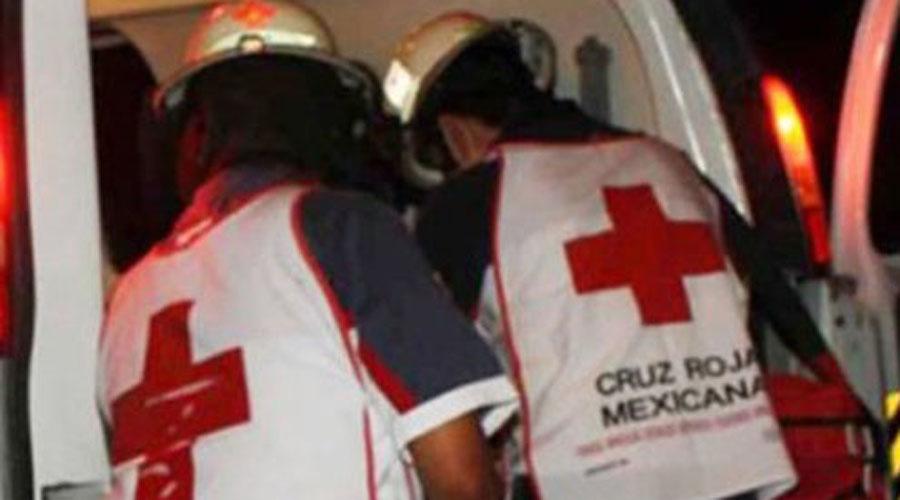 Motociclista sufre fuerte accidente en la Mixteca | El Imparcial de Oaxaca