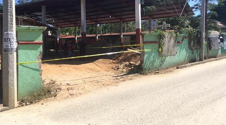 Libre ganadero acusado de homicidio de 'profe' en Pinotepa Nacional