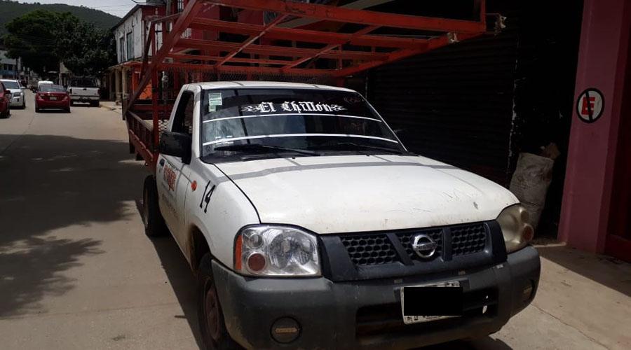 Los robacarros siguen en acción en Oaxaca