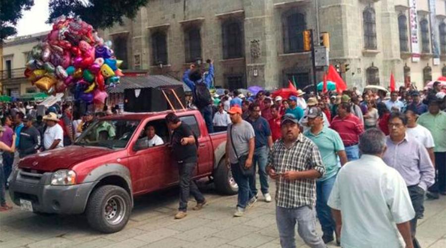 Prepara magisterio oaxaqueño movilizaciones frente a leyes secundarias | El Imparcial de Oaxaca