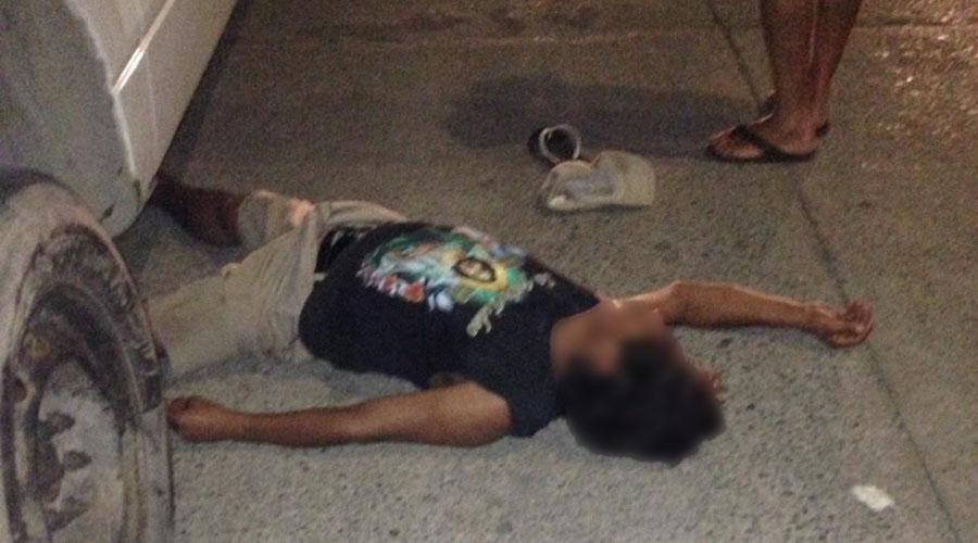 Hombre atropellado en Salina Cruz se debate entre la vida y la muerte | El Imparcial de Oaxaca