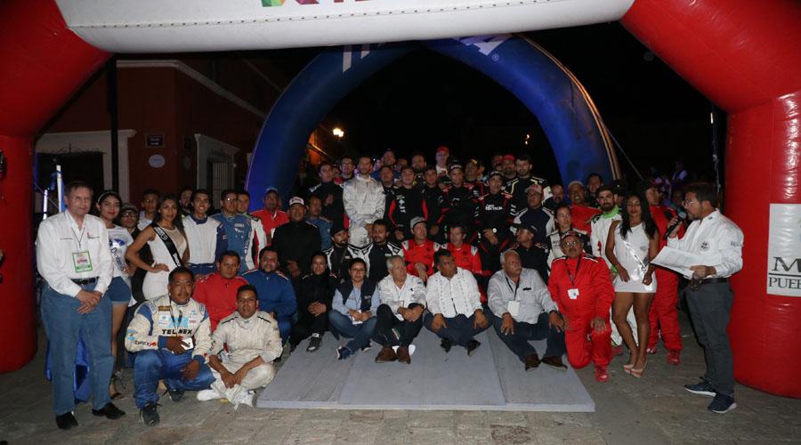 Arranca el Rally Sierra Juárez
