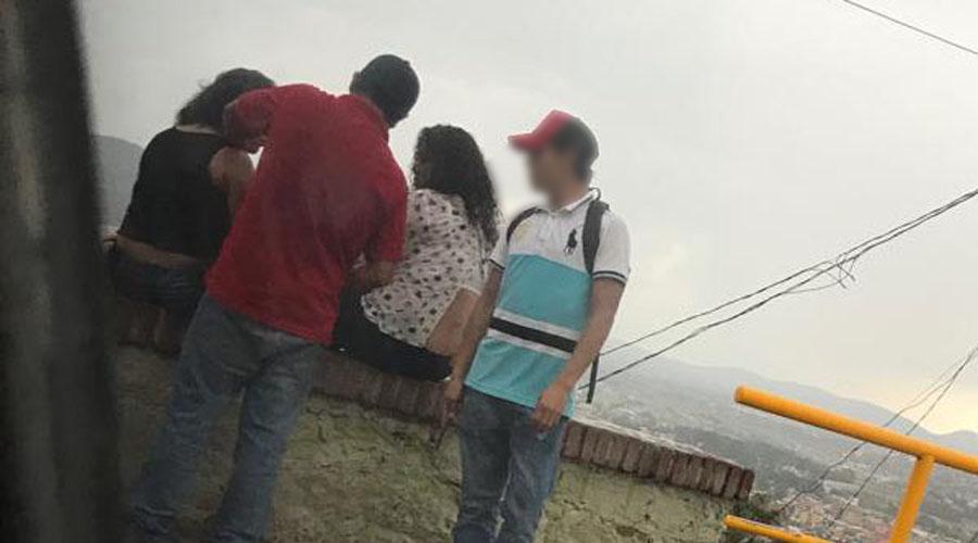 Captan en pleno robo a rateros en El Mirador | El Imparcial de Oaxaca
