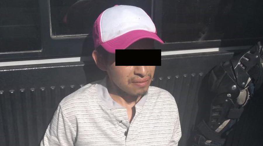 Juez le impone prisión preventiva a asaltante que operaba en el Centro Histórico