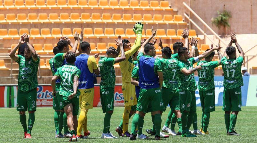 Alebrijes de Oaxaca obtiene su primera victoria en la Liga MX | El Imparcial de Oaxaca