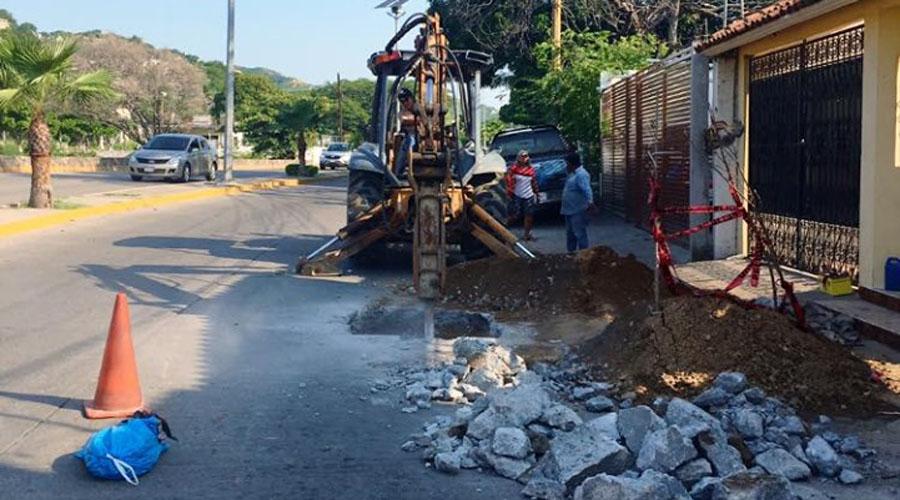 Afecta escasez de agua en Tehuantepec y Salina Cruz