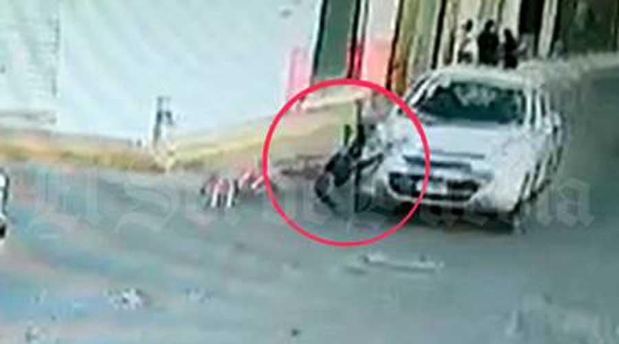 Niño muere al salir de la guardería con su mamá; fueron arrollados por automovilista | El Imparcial de Oaxaca