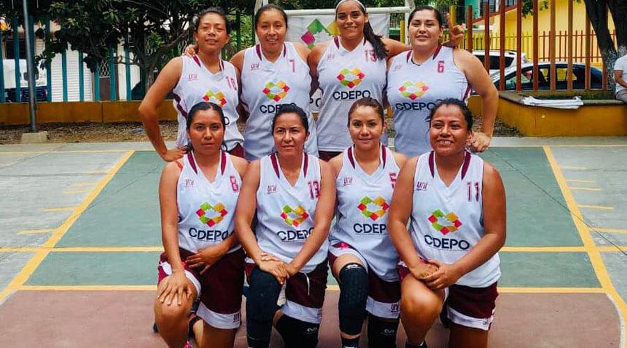 Regresa la acción en el deporte ráfaga en Xoxocotlán