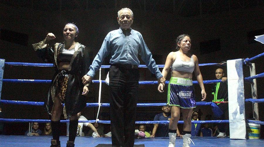 Empate inverosímil entre la Guerrera Mixteca y la Princesita | El Imparcial de Oaxaca