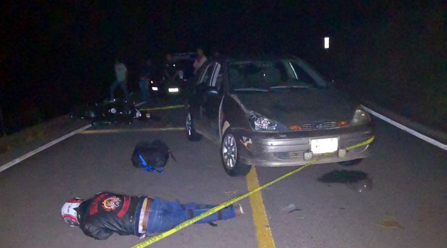 Fallece en el asfalto, joven biker y socorrista de Tuxtepec   El Imparcial de Oaxaca