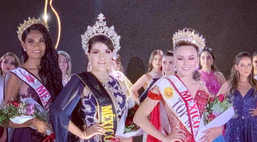 Buscan que Oaxaca sea sede de certamen Miss Global internacional | El Imparcial de Oaxaca