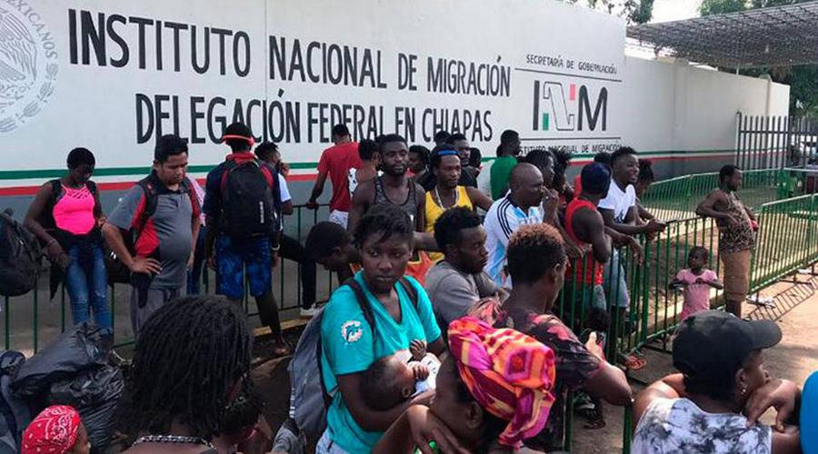 Migrantes africanos y las disposiciones cambiantes del INM en México | El Imparcial de Oaxaca