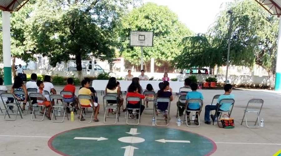 Protegen la integridad de los niños ante casos de agresión en el Istmo | El Imparcial de Oaxaca