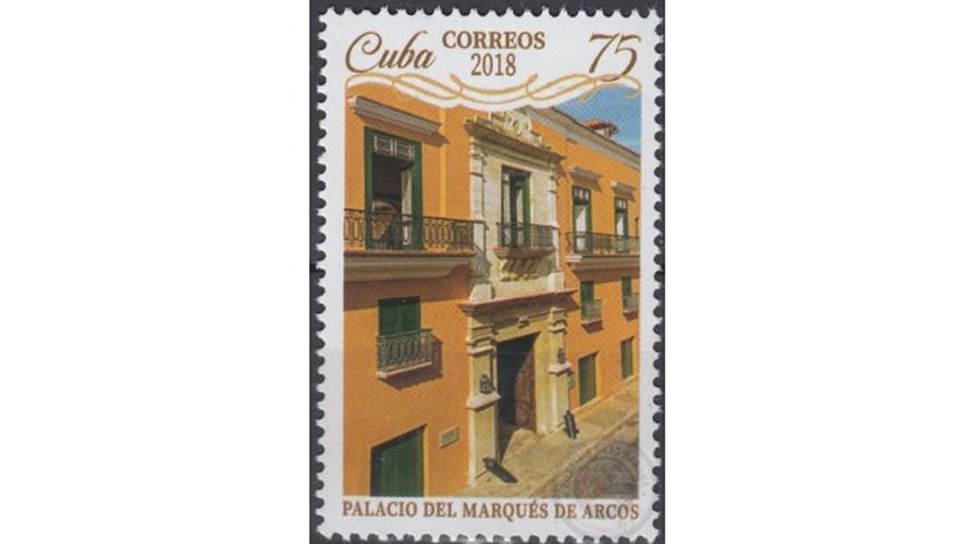 Cuba se muestra entre timbres postales