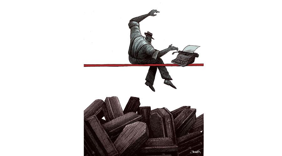 """Darío Castillejos: """"al poder no le gusta ser retratado ni ser exhibido"""""""