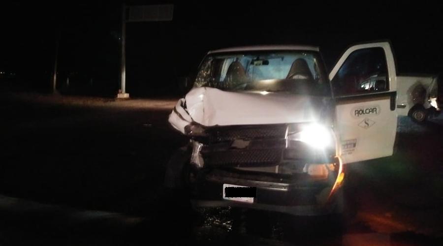 Choque múltiple en carretera a Ocotlán deja tres lesionados