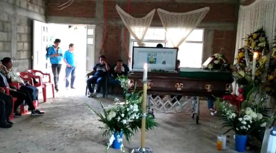 Despiden con honores a comandante de la Guardia Nacional en Ciudad Ixtepec