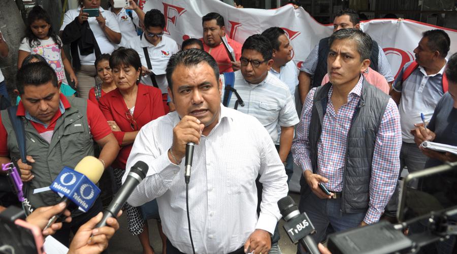 Brinda ISSSTE en Oaxaca atención miserable: Sección 22 | El Imparcial de Oaxaca