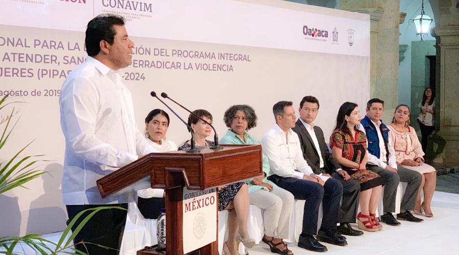 Contribuye UABJO en el análisis en materia de género y freno a la violencia | El Imparcial de Oaxaca