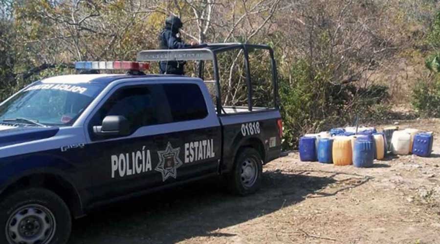 Imparable huachicol, sube 69 por ciento en Oaxaca