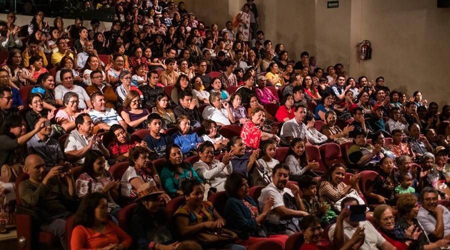 El cine en Oaxaca, en itinerancia