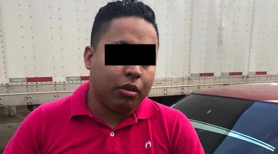 Lesionan a camarógrafo con un bate en la Carretera Federal 190