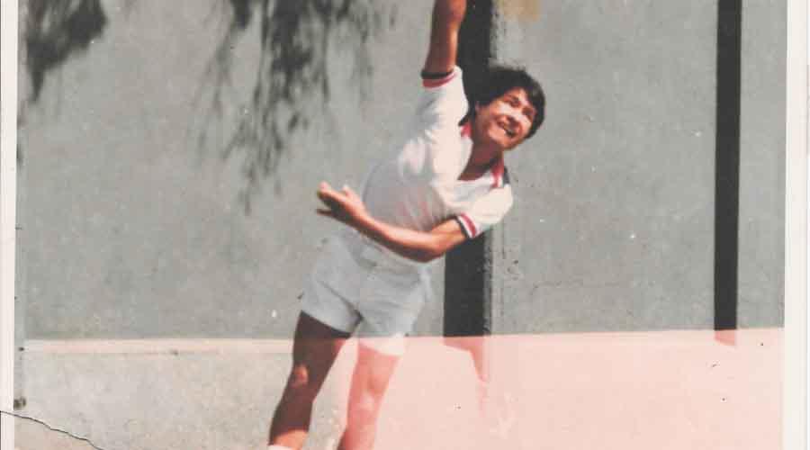 Homenajean a un grande del tenis