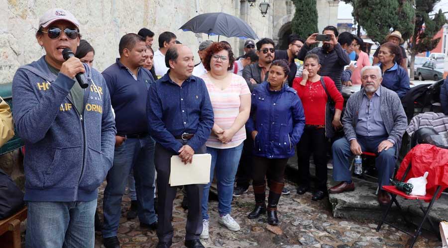 """""""Por favor, no cierren la Casa de la Cultura"""", piden usuarios y maestros"""