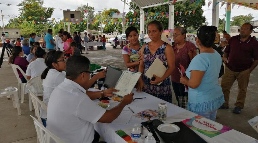 Registro Civil brinda apoyo gratuito en Tuxtepec | El Imparcial de Oaxaca