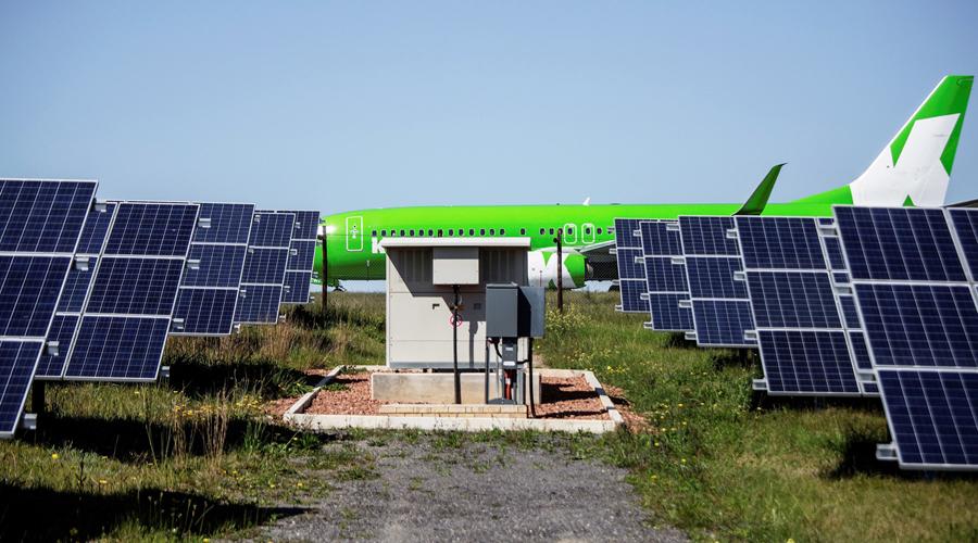Usan aeropuertos energías renovables para reducir gastos de operación | El Imparcial de Oaxaca