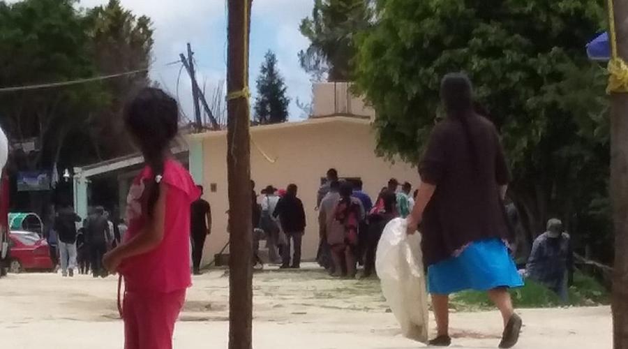 Se reactiva conflicto entre Yaitepec-Juquila