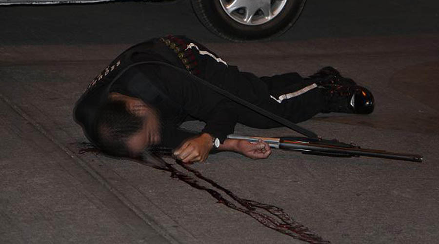Roban cafetería y disparan en la cabeza a policía | El Imparcial de Oaxaca