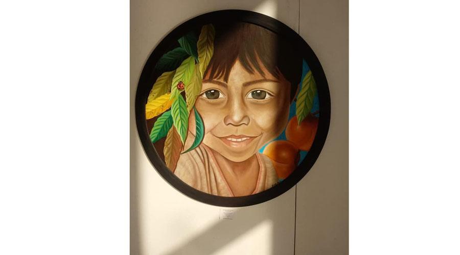 Inflexión Mixteca: reflejo de lo que ven sus ojos
