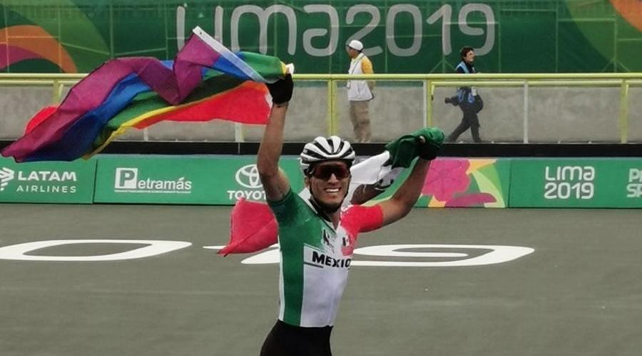 Jorge Luis Martínez, atleta abiertamente gay, gana bronce en patinaje | El Imparcial de Oaxaca