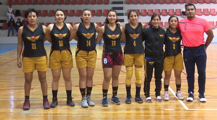 Kuahutli debutan en Liga Semiprofesional de Basquetbol 2019