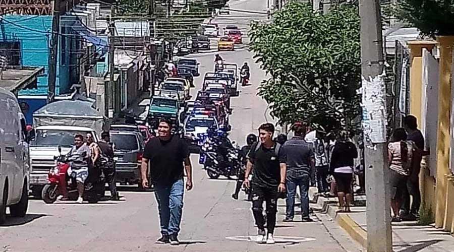 Inicia expediente DDHPO  por hechos en Santa Rosa