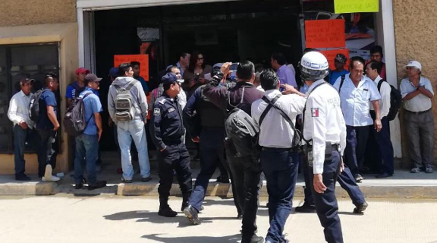 Otro lunes de protestas en Oaxaca   El Imparcial de Oaxaca
