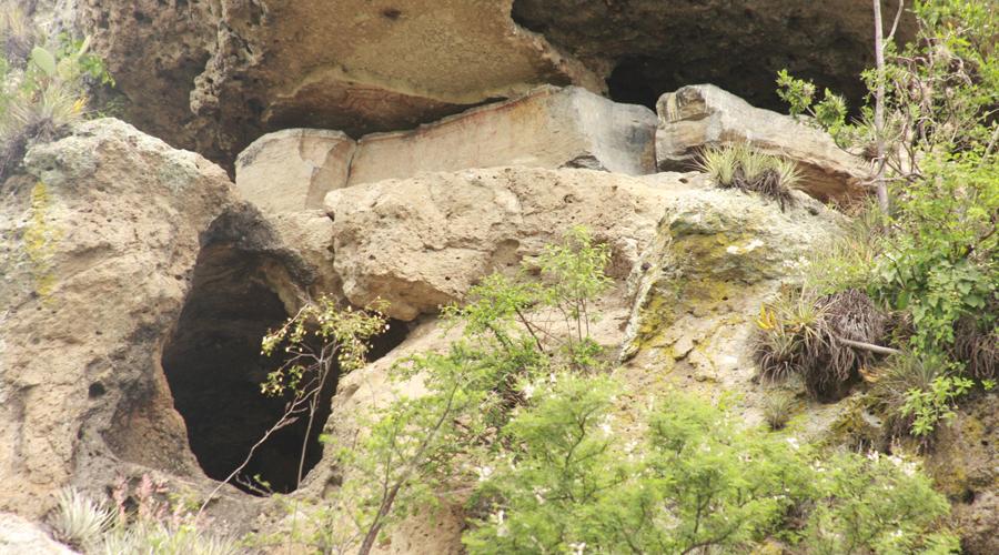 En Oaxaca, llaman a cuidar las Cuevas de Yagul | El Imparcial de Oaxaca