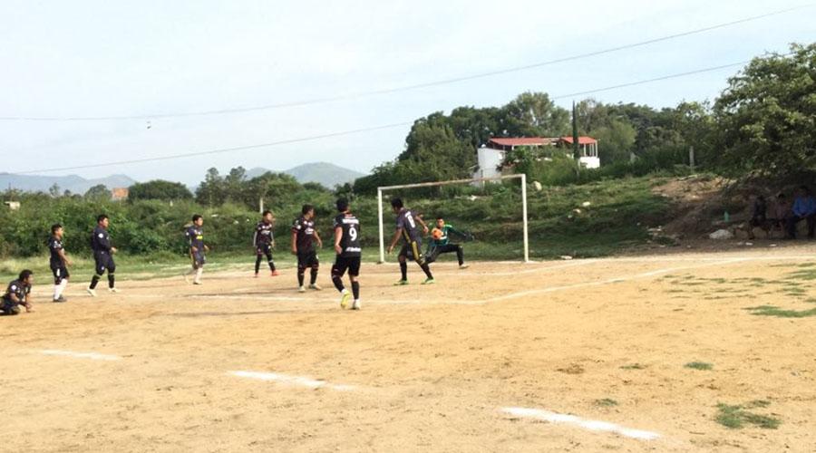 San Agustín a final en el Sexto Torneo de Futbol 7 Cielo | El Imparcial de Oaxaca