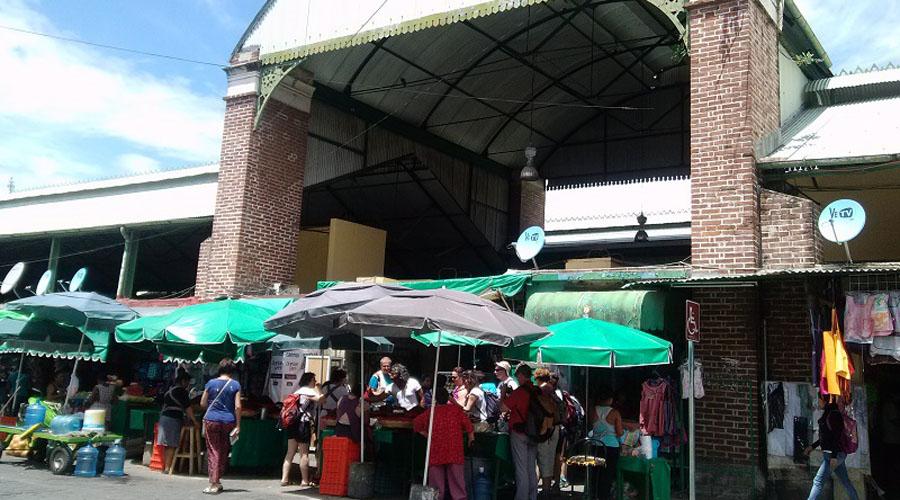 Bajas ventas en mercados de Oaxaca durante julio