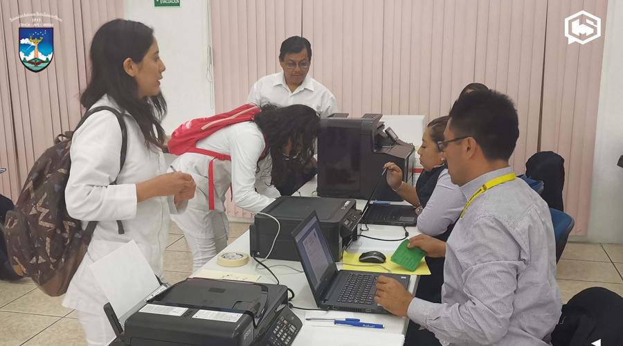 Recibe la UABJO Campos Clínicos para las áreas blancas | El Imparcial de Oaxaca