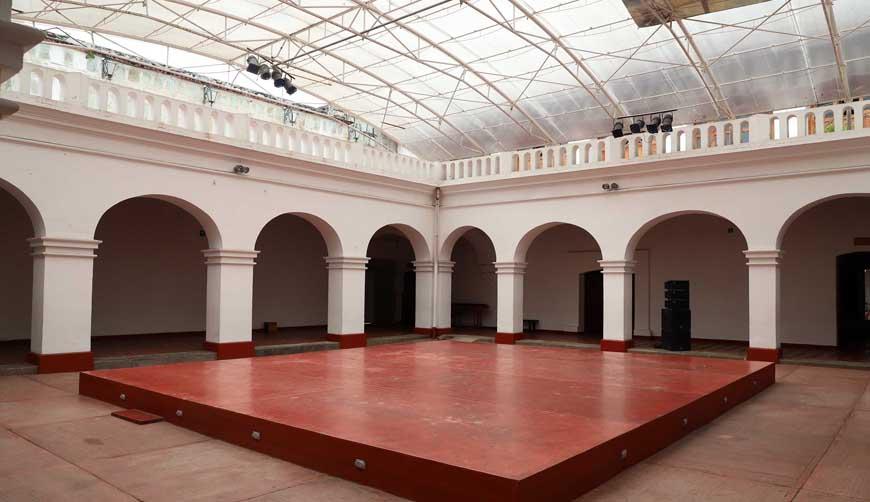 Descartan cierre de la Casa de la Cultura de Oaxaca