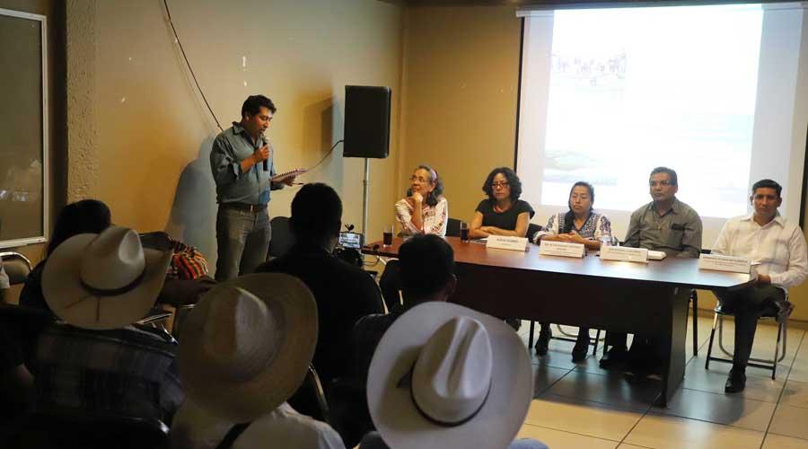 Buscan recuperar mantos acuíferos en Valles Centrales | El Imparcial de Oaxaca