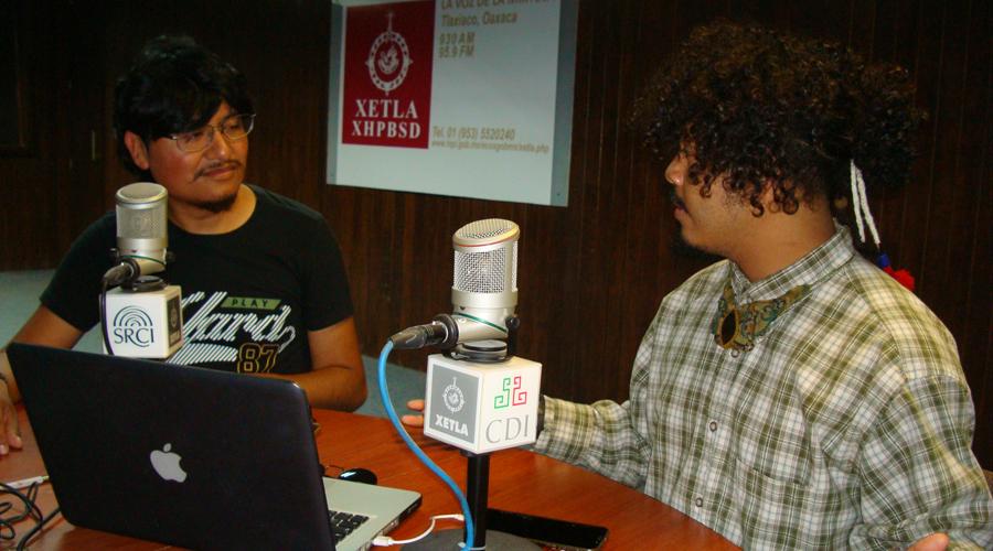 Radiodifusión indígena cumple con la información en Oaxaca