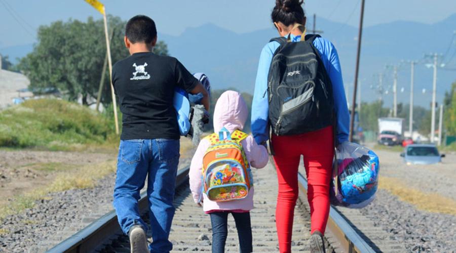 Oaxaca en tercer lugar en niños repatriados | El Imparcial de Oaxaca