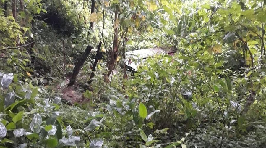 Localizan fosa con cuatro cuerpos en San Pedro Tapanatepec