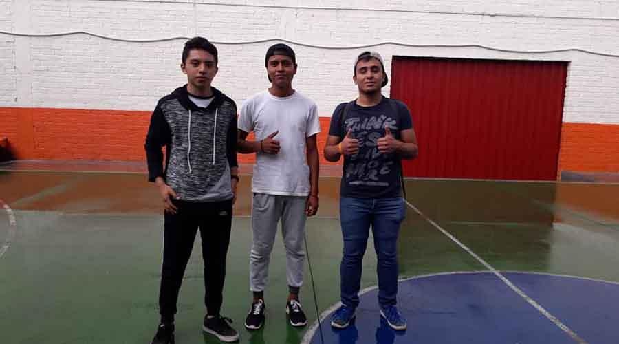 Dominaron el balón en Puebla