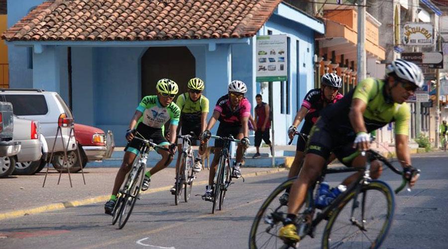 Oaxaca en el Campeonato Regional Sur de Ruta